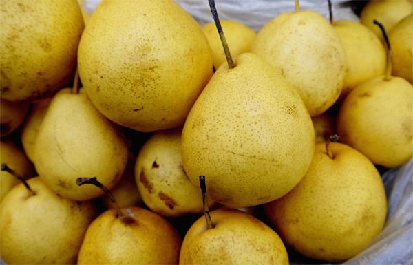 冬果梨的主要营养成分