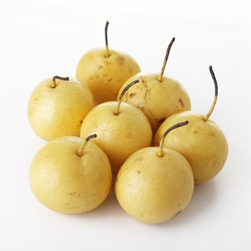 京白梨的主要营养成分