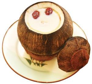 海南椰子盅的做法详细介绍