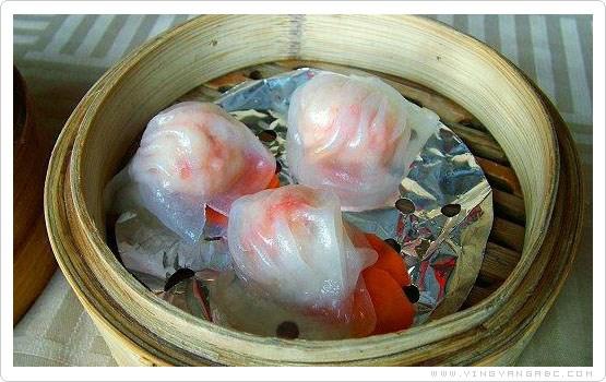 海南名吃—虾饺